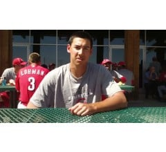 Image for Reds Top Prospect Robert Stephenson to DL with Hamstring Strain