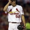 Michael Wacha Struggles, Cardinals Lose in Extras