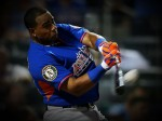 Yoenis Cespedes Slugs His Way to 2013 Home Run Derby Title