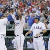 Nelson Cruz Grand Slam Leads Rangers in 10-5 Victory