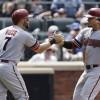 Diamondbacks Edge Mets in 15-inning Marathon
