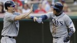 Yunel Escobar Comes Up Big for Rays in 7-5 Victory