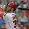 Bryce Harper Homers in Return from DL in Nationals Win