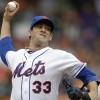 Mets Matt Harvey Has Partially Torn UCL