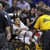 Orioles Manny Machado Suffers Serious Left Leg Injury