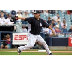 Image for Can Vidal Nuno Crack the Yankees Rotation in 2014?