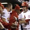 Cardinals David Freese's Homerun Off Pirates Gerrit Cole