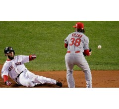 Image for Boston Red Sox Slam Cardinals for 8-1 in Game 1