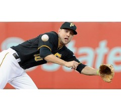 Image for Jordy Mercer: Pirates Look to Turn Shortstop Position into Strength