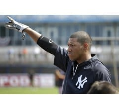 Image for Yankees Shortstop Carousel Takes a New Turn – Yangervis Solarte