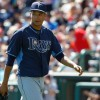 Chris Archer Stepping up for the Tampa Bay Rays