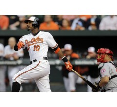 Image for Adam Jones Leads Baltimore Orioles Towards October