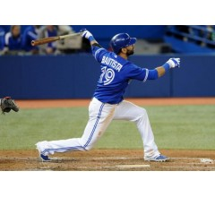 Image for Jose Bautista Keeping Blue Jays in Wild Card Race