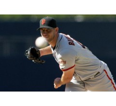 Image for Giants Ace Madison Bumgarner a Tall Task for Pirates Offense