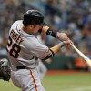 Giants' Buster Posey Still Looking for his First Extra-base Hit