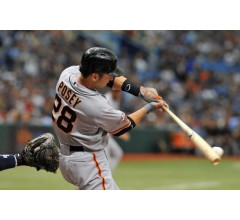 Image for Buster Posey Riding Extended Hot Streak for Giants