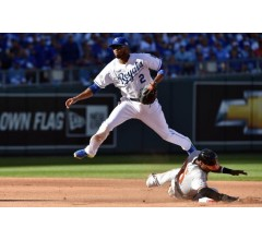Image for Alcides Escobar's Reemergence Key for Royals