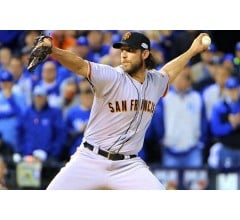 Image for Madison Bumgarner Caps Historic Postseason with Game 7 Win
