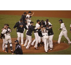 Image for Giants Squeeze by Nationals, Advance to NLCS