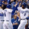 Royals' Bats Explode to Force Game 7