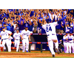 Image for Royals Down A's in Wild Card Thriller, Advance to Play Angels