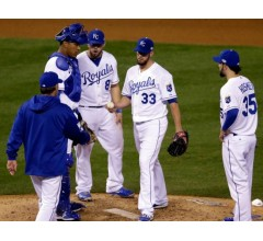 Image for Kansas City Royals: James Shields Continues to Struggle