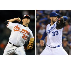 Image for Chris Tillman, James Shields Match Up in Game 1 of ALCS