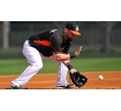 Image for Giants set to acquire Casey McGehee from Marlins