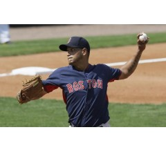 Image for Red Sox Pitching Finds Bright Spot In Eduardo Rodriguez