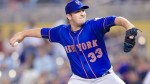 Mets Matt Harvey Says He Will Pitch in the Playoffs