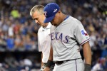 Rangers Adrian Beltre Ruled Out for Game 2 of ALDS