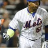 Cespedes, Conforto Stake Mets to Early Lead