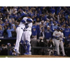 Image for Johnny Cueto Dominates Mets – Royals up 2-0 in World Series