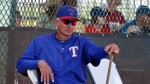 Rangers Jeff Banister American League Manager of the Year