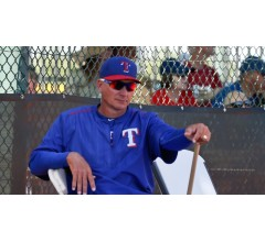 Image for Rangers Jeff Banister American League Manager of the Year