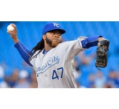 Image for San Francisco Giants Reach Agreement with Johnny Cueto