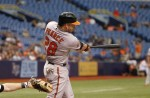 Rays Reach agreement with Steve Pearce on one-year deal