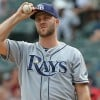 Rays Lose Closer Brad Boxberger for 8 Weeks