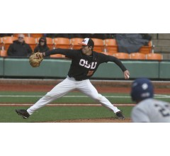 Image for Pitcher With Oregon State Goes Undrafted Following Sex Offender Revelation