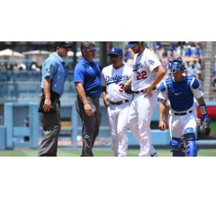 Image for Los Angeles Dodgers Ace Clayton Kershaw to Go on DL