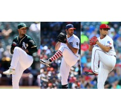 Image for Three High-Profile Pitchers Top Trade Rumors in MLB