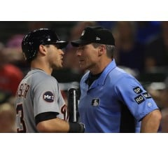 Image for Umpires Ending Protest Over Incident With Ian Kinsler