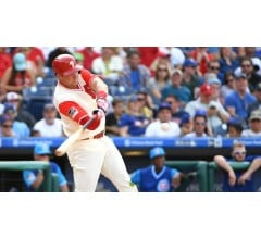 Image for Rhys Hoskins Home Run Rampage, Giancarlo Stanton Reaches 50