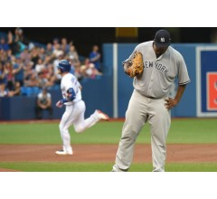 Image for Injury to CC Sabathia Adds to Yankees' Concerns