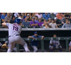Image for Cleveland Indians Acquire Jay Bruce From New York Mets