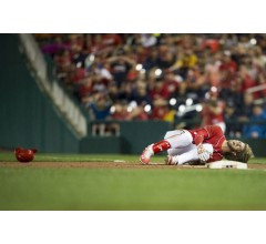 Image for Bryce Harper Latest Star to Suffer Injury