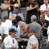 Young Girl Hit by Foul Ball Rushed to Hospital