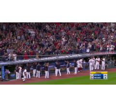 Image for Cleveland Indians Winning Streak Snapped at 22