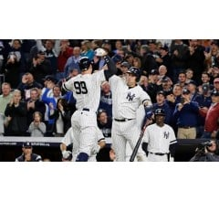 Image for Aaron Judge and Gary Sanchez Have Break Out Games