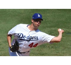 Image for Dodgers Sending Rich Hill to the Mound for World Series Game 2